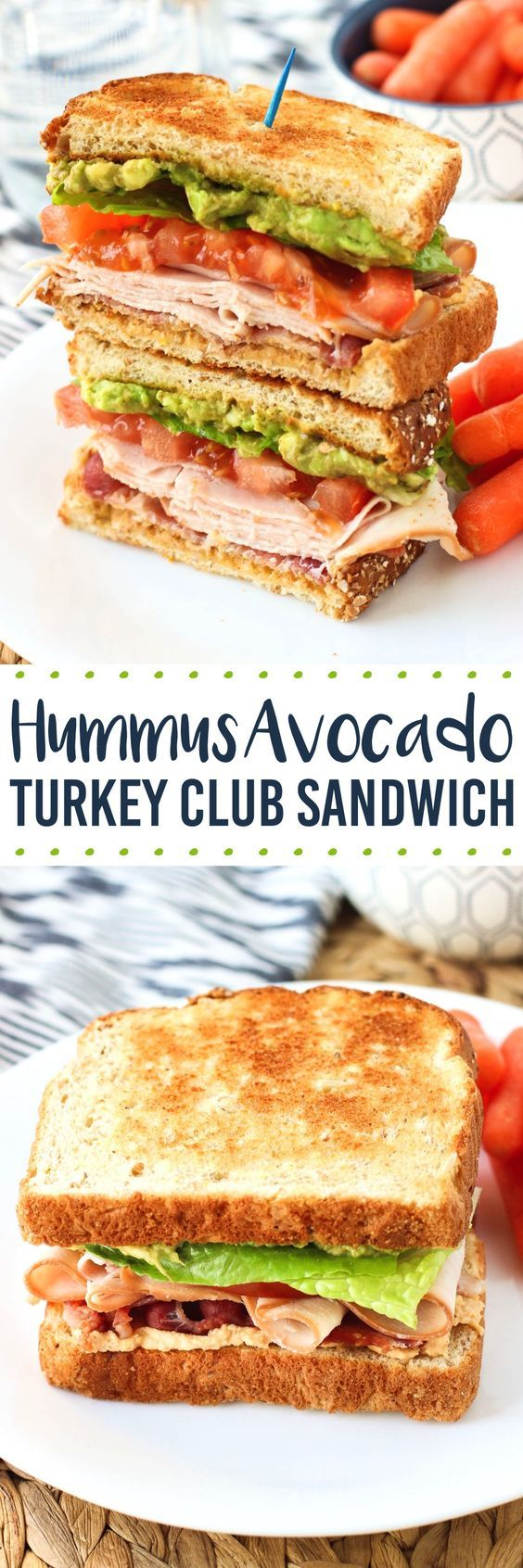 die besten 25 club sandwich rezepte ideen auf pinterest. Black Bedroom Furniture Sets. Home Design Ideas