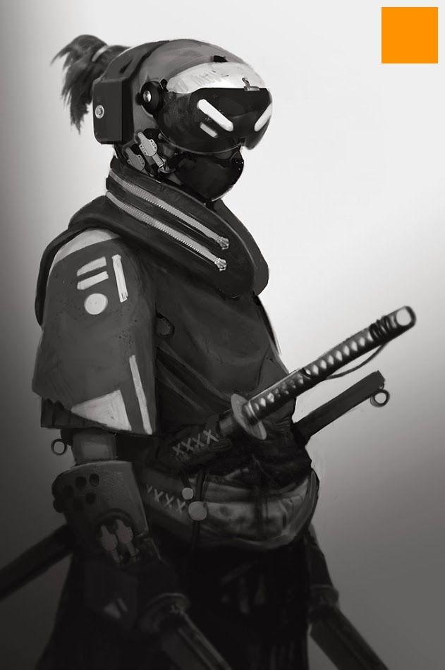 Samurai by fightpunch via | brave cadet