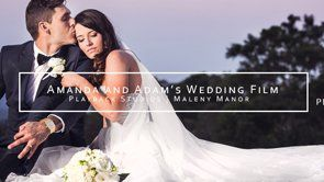 Amanda & Adam married at #malenymanor with some beautiful surroundings. #playbackstudios #weddingfilms #weddingvideos #weddingfilmsaustralia #weddingphotos #weddingphotographyaustralia #weddingphotography #weddings #sunshinecoastweddings  #airliebeachweddings