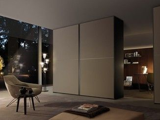 FIRST | Wardrobe with sliding doors