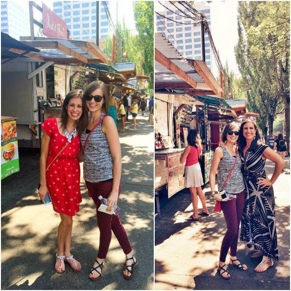 Portland Food Trucks - The Lemon Bowl
