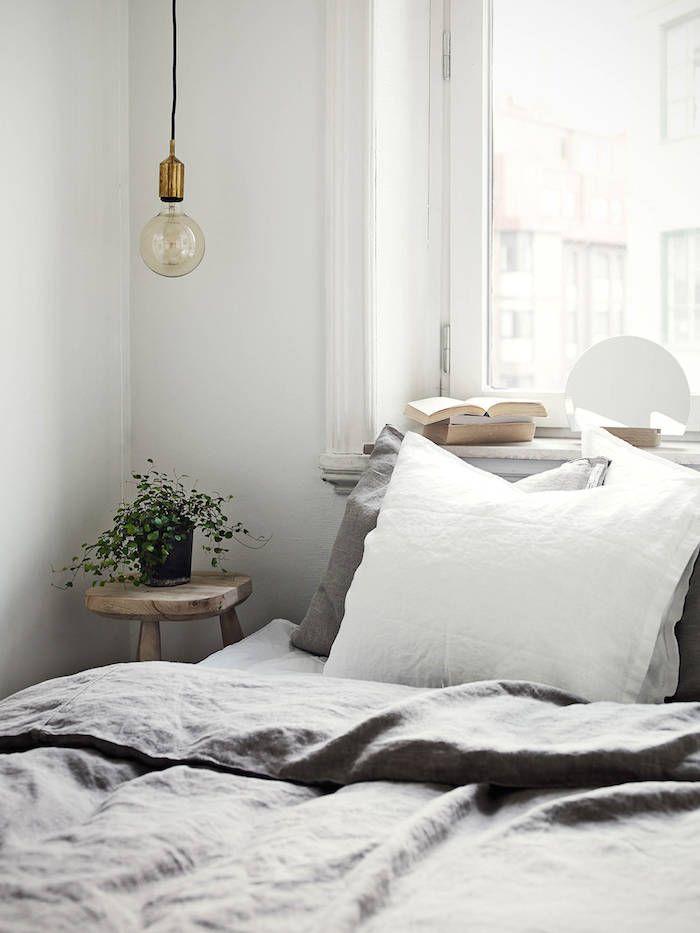 Beautiful Grey Bed Linen