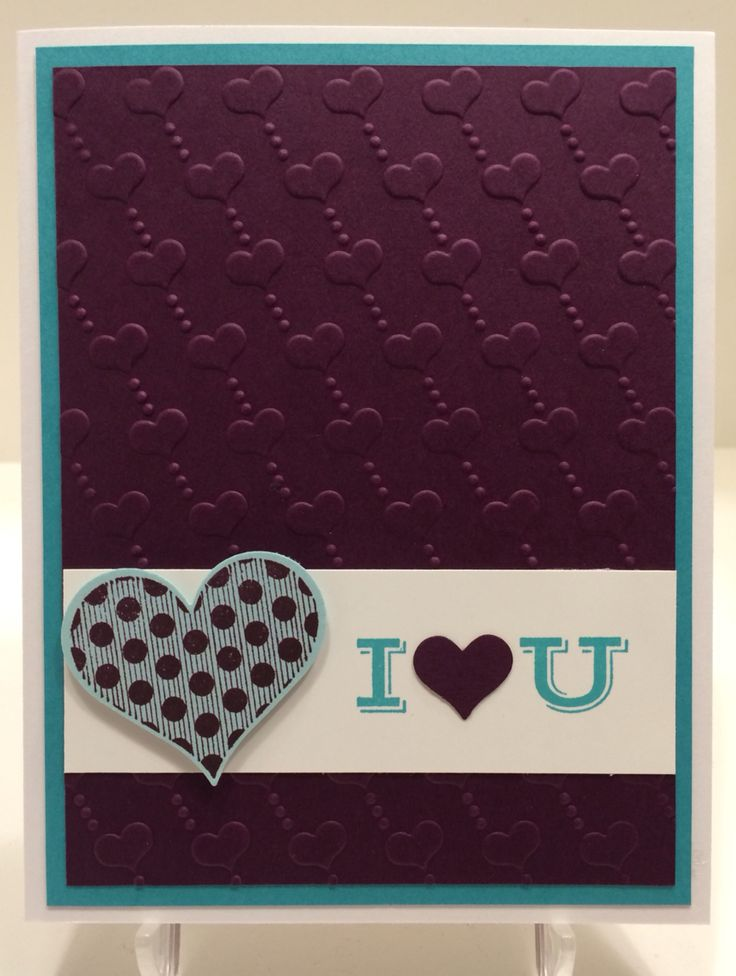 Stampin' Up! Groovy Love pictogram MissyJ 2014