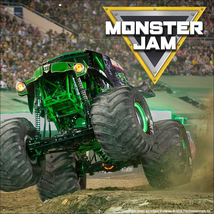 Enter the Monster Jam Ticket Sweepstakes to win tickets to see Monster Jam at Petco Park on Jan. 21 or Feb. 18.