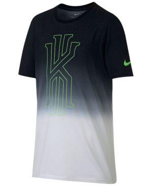 Nike Dri-fit Kyrie Irving T-Shirt, Big Boys (8-20) - Pink XL