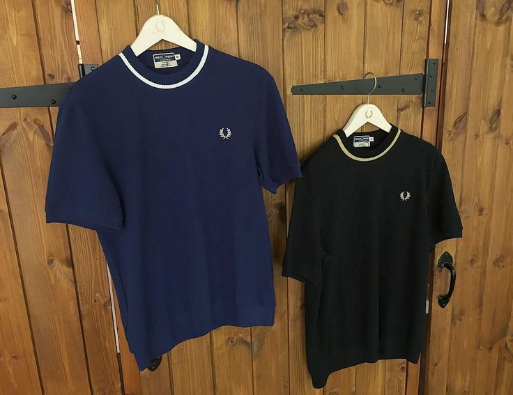 The @fredperry short sleeve pique tee - available in store now and online soon priced 65.  #fredperry #fredperryreissues #reissue #laurelwreath #pique #tee #tshirt #mensstyle #menswear #mensfashion #mensweardaily #AW17 #newseason #newarrivals #philipbrownemenswear