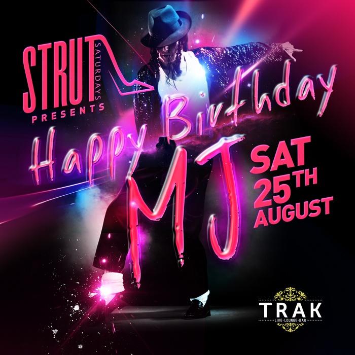 Happy Birthday MJ - Michael Jackson Tribute Show