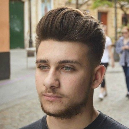 frisuren für runde gesichter männer | frisuren rundes
