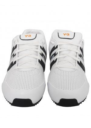 Y-3 SPRINT CLASSIC II TRAINER WHITE £200.00 #sneakers #trainers #Y-3 #sprint