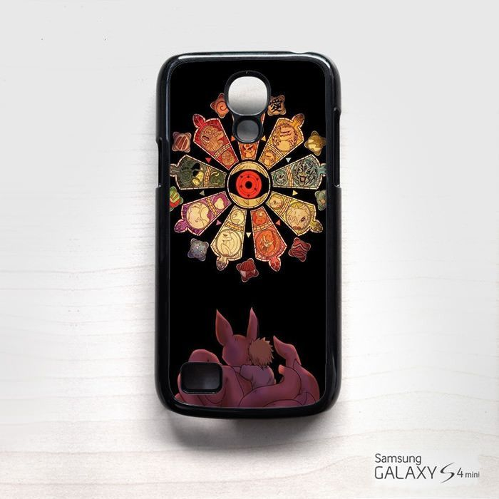 9 Beast Naruto for Samsung Galaxy Mini S3/S4/S5 phonecases