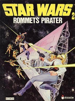 """Star wars 2 Rommets pirater - Star Wars album 2"" av Archie Goodwin"