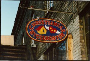 Freetown Christiana in Copenhagen, DK...it's reminds me of a hippy commune and pot is legal within