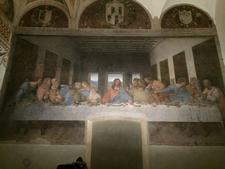 The Last Supper Milan Italy #bucketlist