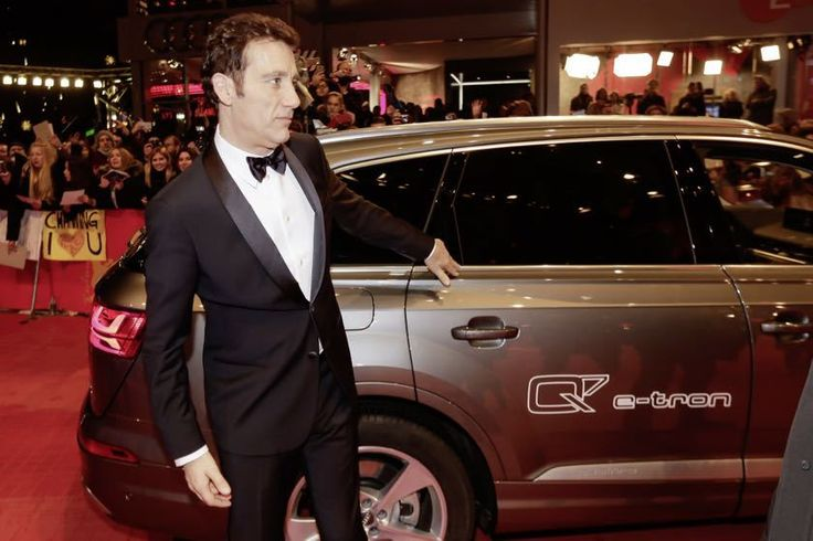 Berlinale 2016: jury member Clive Owen arriving at the opening