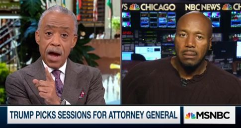 MSNBC contributor warns Trump's new AG choice may bring civil rights cases on behalf of white people