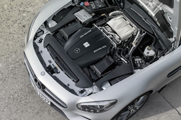 2016 #Mercedes-#AMG GT