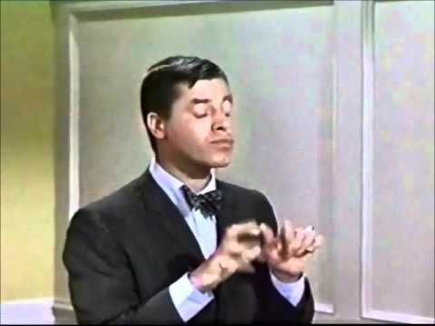 Jerry Lewis as typewriter (+playlist)