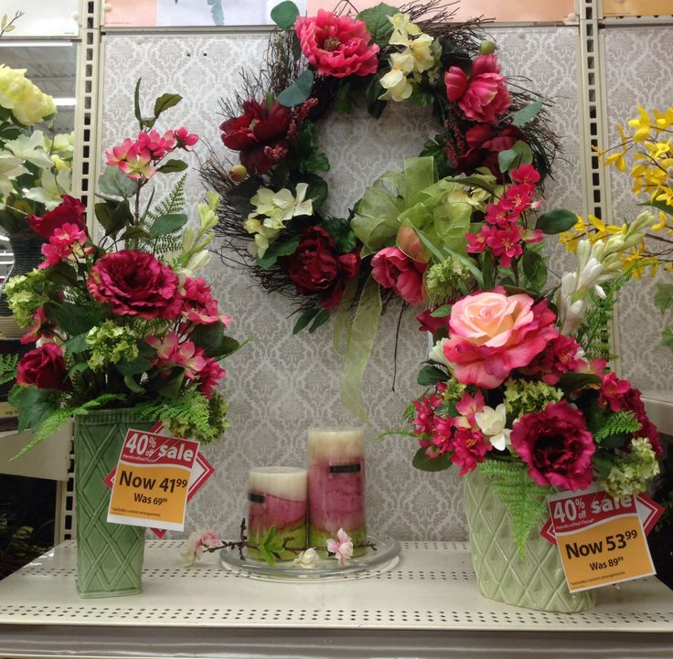 Best images about my floral creations for michaels of