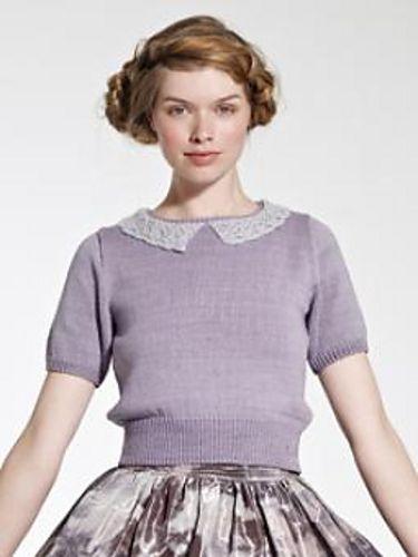 Ravelry: Ava pattern by Marie Wallin