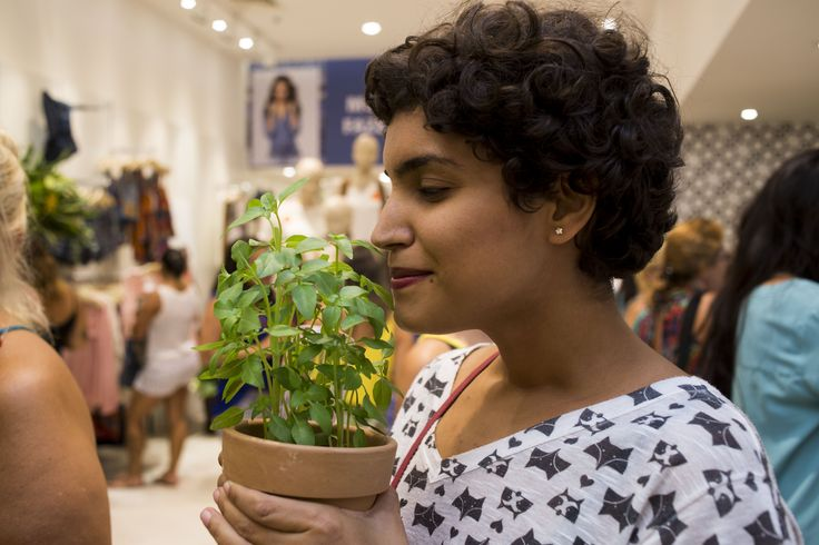 Lançamento da Coleção Mulher Natureza | Outono 2016 na loja de Ipanema.