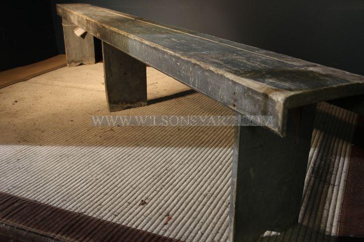 Extra Long Kitchen Bench | Wilsonsyard.com