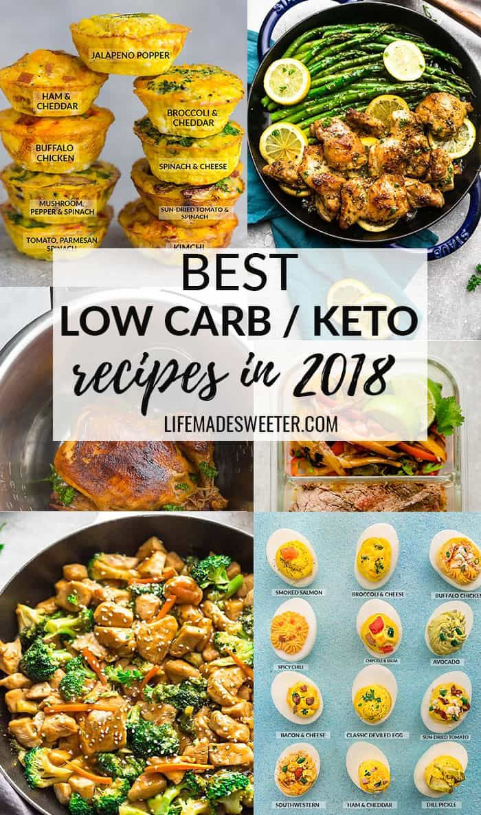 best low carb keto meals