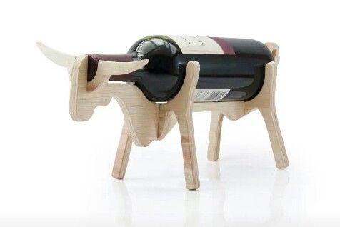 Botellero vaca