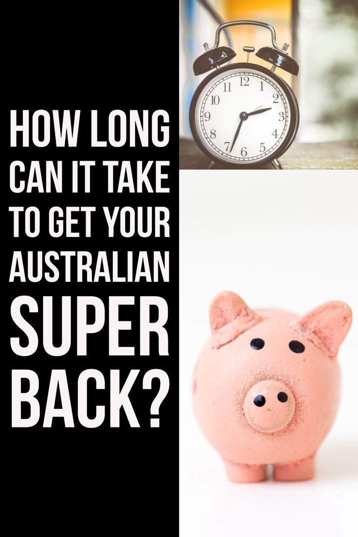 how to get your superannuation back when leaving australia