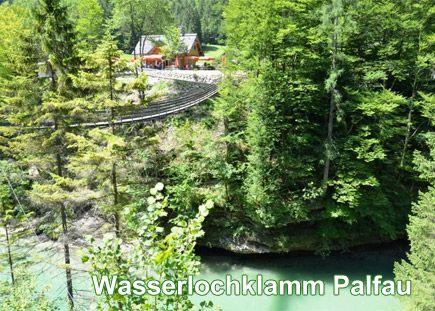 Wasserlochklamm Palfau, Foto: http://www.wasserloch.at/