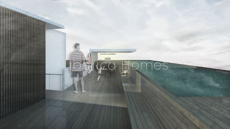 Rooftop Deck, Outdoor Kitchen, Swimming pool