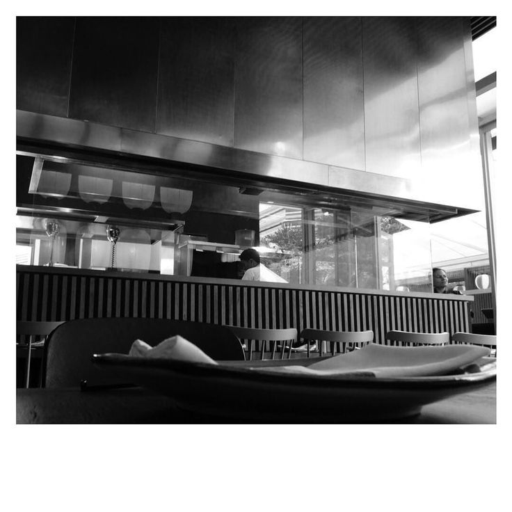 Black and White - Lunch at Kimi Izakaya 2 #monthofblackandwhite #blackandwhite #bogota #bogotacolombia #kimiizakaya #japaneese #japneesfood #lights #vacation