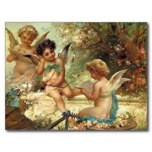 anjos na pintura - Pesquisar