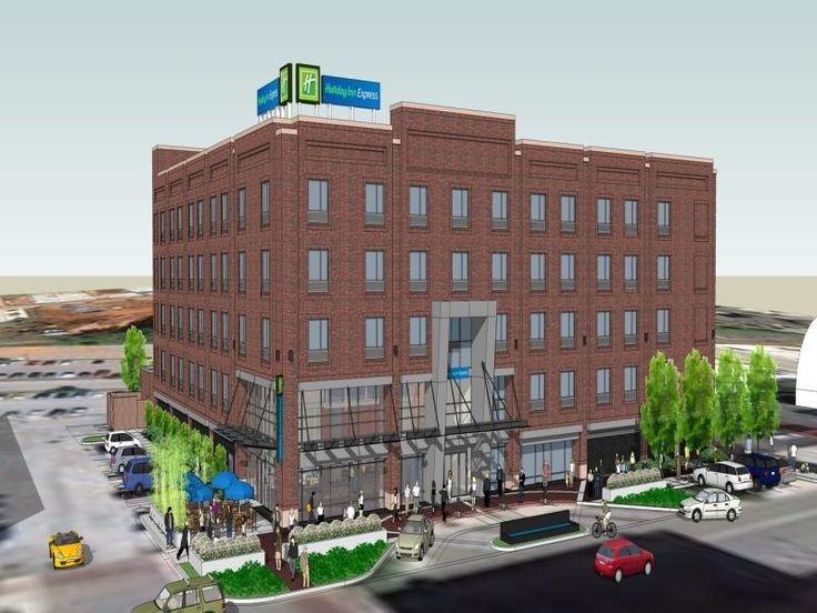 Oklahoma City Ok Holiday Inn Express Suites Dwtn Bricktown United