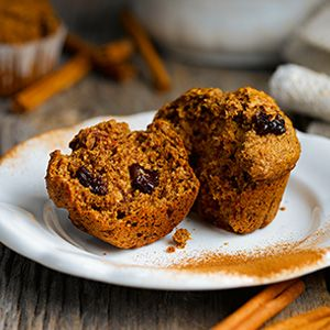 Cinnamon Raisin Muffins - All-Bran