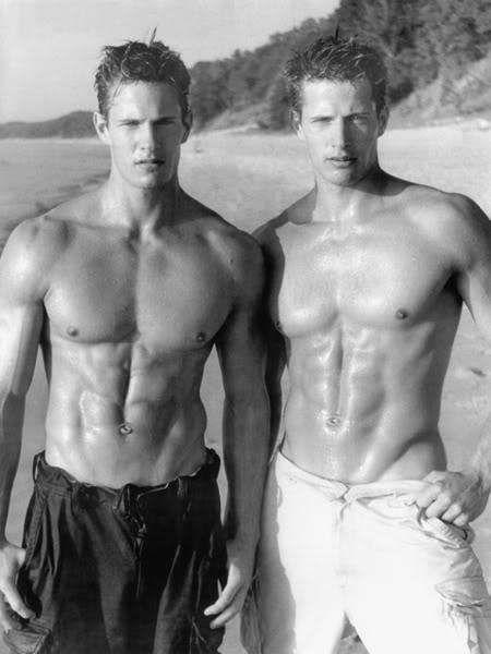 Dicke male twins sex