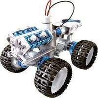 Salt Water Powered Toy Car. Great for teaching the next generation about alternative sources of energy