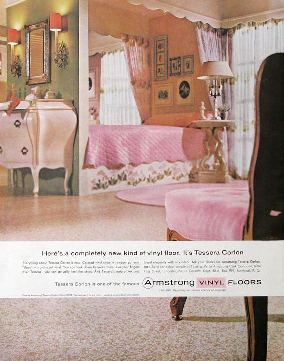 39 best Retro Home Design & Decor images on Pinterest | Print ads ...