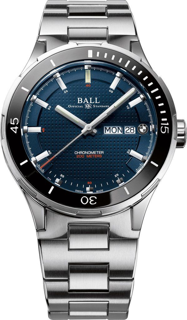 Ball Watch Company For BMW TimeTrekker #bezel-unidirectional #bracelet-strap-steel #brand-ball-watch-company #case-depth-13-45mm #case-material-steel #case-width-44mm #cosc-yes #date-yes #day-yes #delivery-timescale-call-us #dial-colour-blue #gender-mens #luxury #movement-automatic #official-stockist-for-ball-watch-company-watches #packaging-ball-watch-company-watch-packaging #style-sports #subcat-ball-for-bmw #supplier-model-no-dm3010b-scj-be…