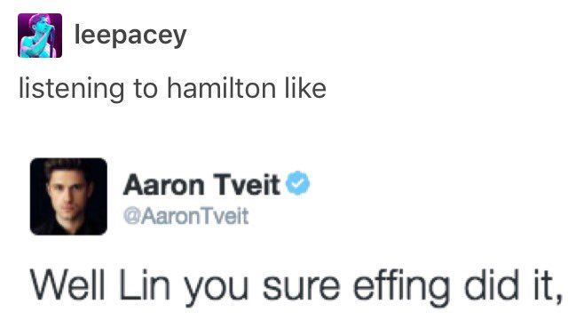 Aaron Tveit! Frank from the Catch Me If You Can musical, guys!