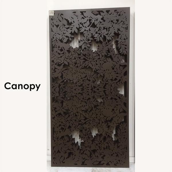 Budget Metal Screen: Canopy