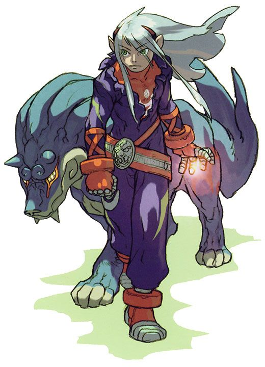 Breath of Fire 4 is Probably one of the best RPG game I've ever played. Nice graphics and good gameplay are reasons why should add this game to your collection..
