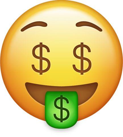 money emoji icon