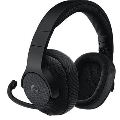 G433 7.1 Wired Gmng Hdst Blk