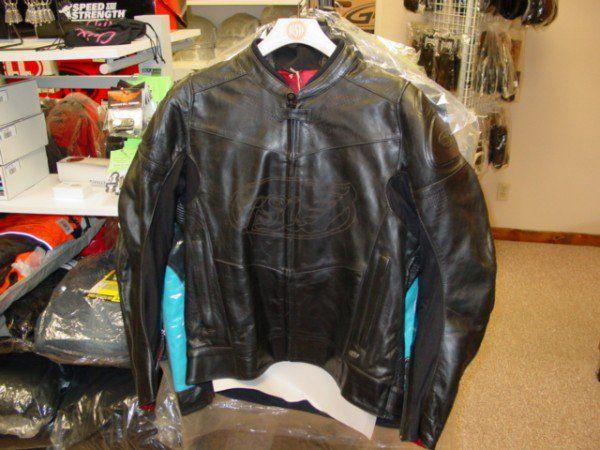 New Men's #RolandSands #Zuma Black Premium #Leather Street #Motorcycle Riding #Jacket X-Large #Clothing - #Golden, CO at #Geebo