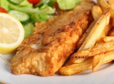 """Beer Batter Recipe  Perfect for deep frying seafood, chicken nuggets, or crunchy vegetables like zucchini and cauliflower. The beer contributes a nice, yeasty flavor. It's the stuff that gives fish and chips that """"wow"""" factor."""