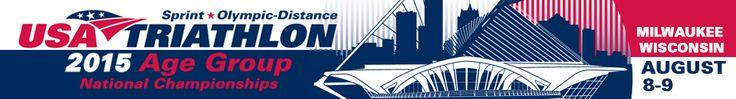 2015 USA Triathlon Age Group National Championships (Aug. 8-9, Milwaukee, Wis.)