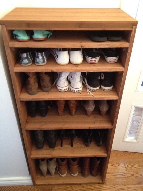 Meble Do Przechowywania Butow Etsy Woodworking Projects Shoe Rack Furniture