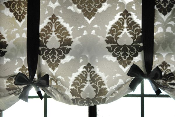 cortina sin coser