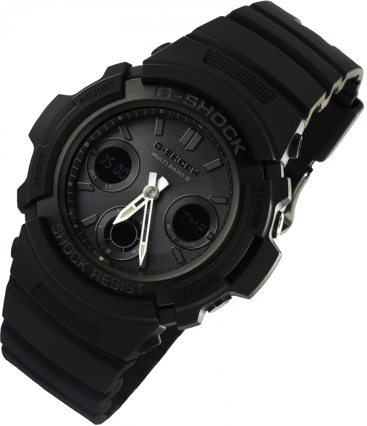 CASIO G-Shock Solar Funk LED 5230 AWG-M100B-1AER Herrenuhr