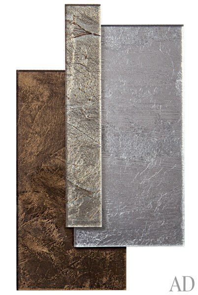 17 Best Images About Lucian Metallic Glass Ann Sacks On
